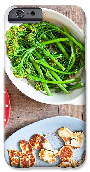 Broccoli Stems IPhone 6s Case