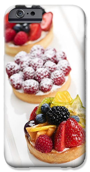 Fruit Tarts IPhone 6s Case