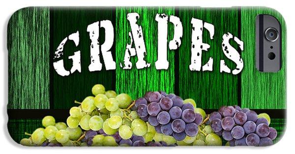 Grape Farm IPhone 6s Case