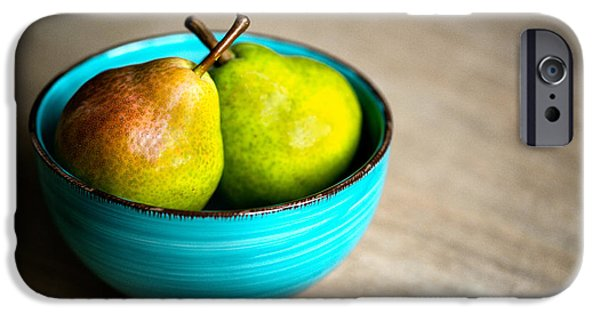 Pears IPhone 6s Case by Nailia Schwarz