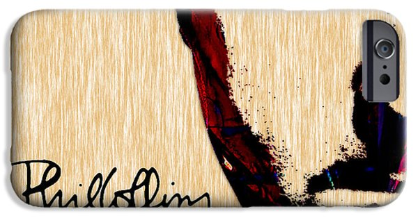 Phil Collins Collection IPhone 6s Case
