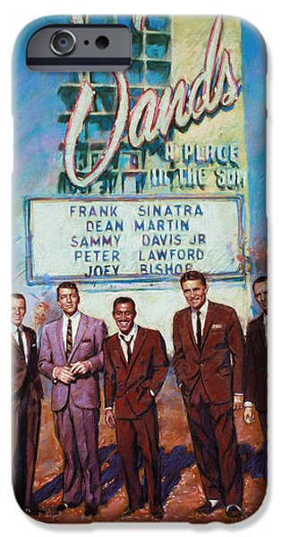 The Rat Pack IPhone 6s Case