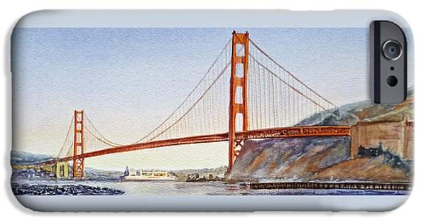 Golden Gate Bridge San Francisco IPhone 6s Case
