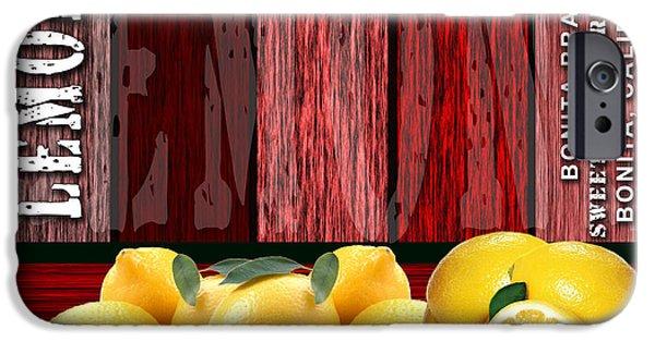 Lemon Farm IPhone 6s Case by Marvin Blaine