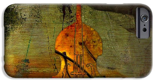 Upright Bass IPhone 6s Case