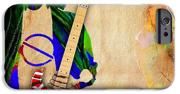 Eddie Van Halen Special Edition IPhone 6s Case