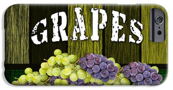 Grape Farm IPhone 6s Case by Marvin Blaine