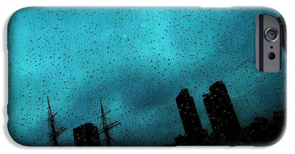 Teal iPhone 6s Case - #502 by Tatsuo Suzuki