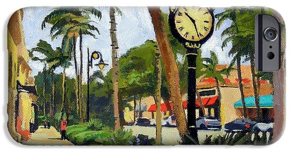 5th Avenue Naples Florida IPhone 6s Case
