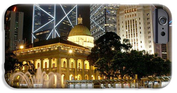 Hong Kong IPhone 6s Case by Baltzgar