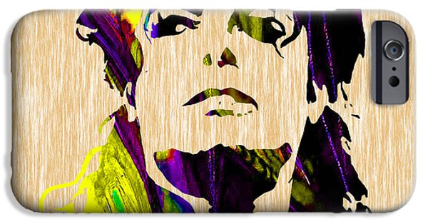 Michael Jackson Painting IPhone 6s Case