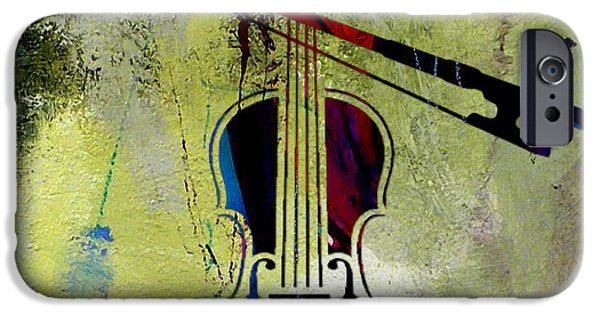 Violin And Bow IPhone 6s Case