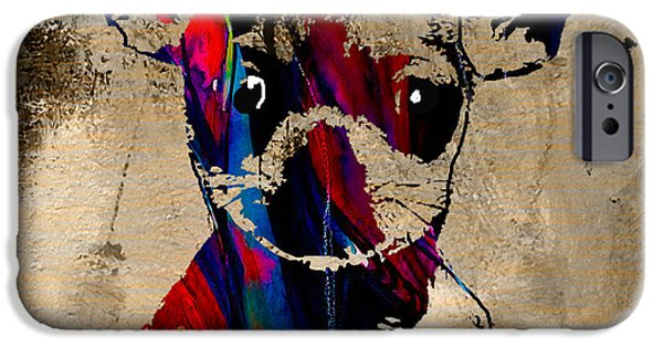 Chihuahua IPhone 6s Case by Marvin Blaine