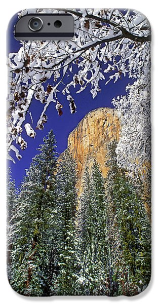 Usa, California, Yosemite National Park IPhone 6s Case by Jaynes Gallery