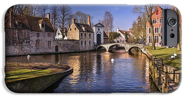 Blue Bruges IPhone 6s Case