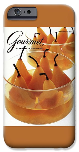 A Gourmet Cover Of Baked Pears IPhone 6s Case