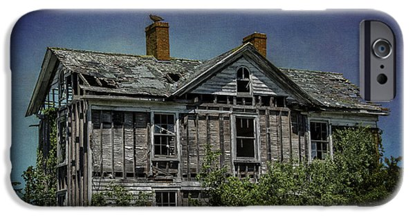 Abandoned Dream IPhone 6s Case by Terry Rowe