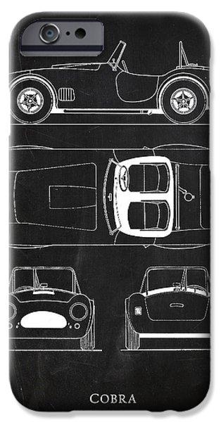 Ac Cobra IPhone 6s Case by Mark Rogan