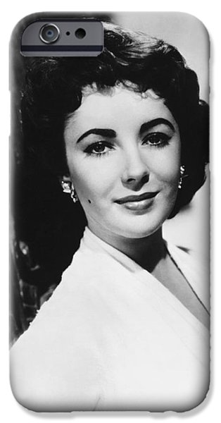 Actress Elizabeth Taylor IPhone 6s Case