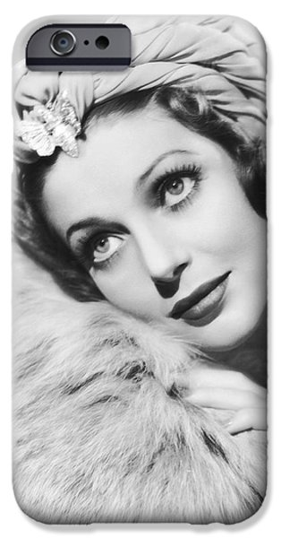 Actress Loretta Young IPhone 6s Case
