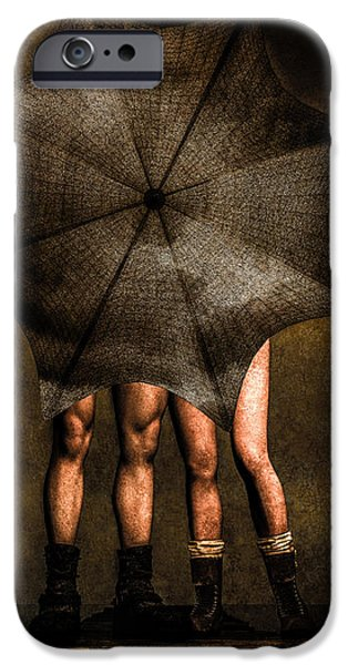 Adam And Eve IPhone 6s Case by Bob Orsillo