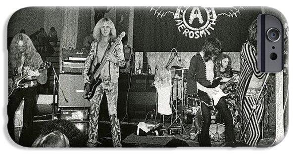 Aerosmith - Aerosmith Tour 1973 IPhone 6s Case by Epic Rights