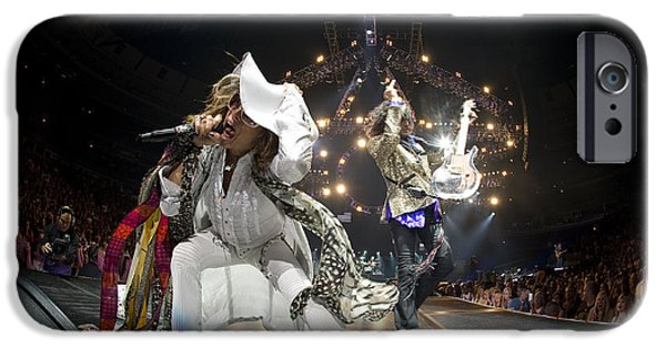 Aerosmith - On Stage 2012 IPhone 6s Case by Epic Rights