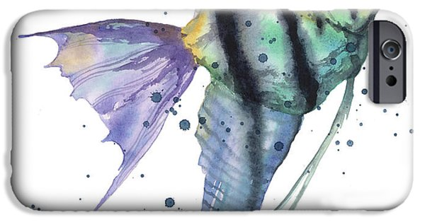 Alluring Angelfish IPhone 6s Case