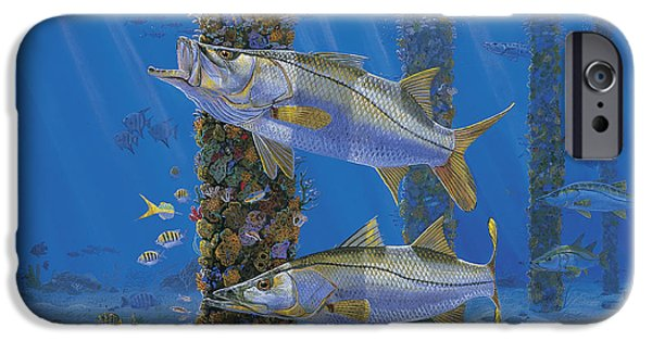 Scuba Diver iPhone 6s Case - Ambush In0027 by Carey Chen