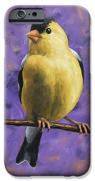 American Goldfinch IPhone 6s Case