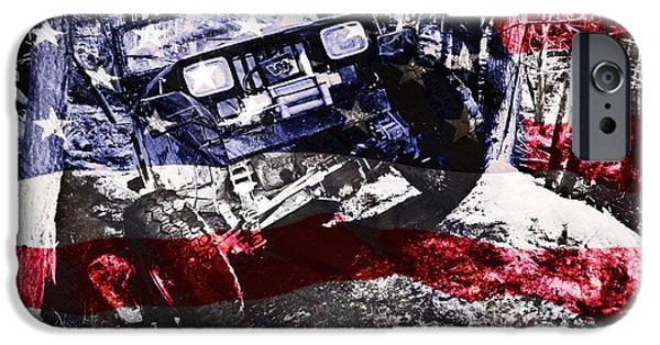 American Wrangler IPhone 6s Case