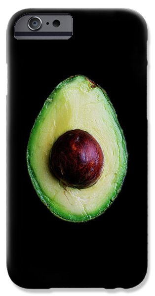 Vegetables iPhone 6s Case - An Avocado by Romulo Yanes