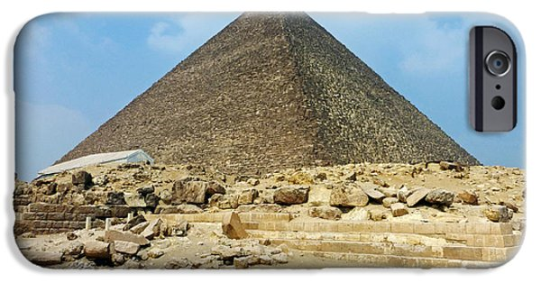 Ancient Great IPhone 6s Case by Anthony Baatz