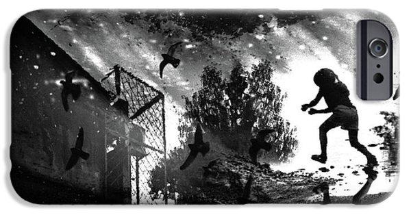 Pigeon iPhone 6s Case - And We Sent Pigeons Earlier! by Vladimir Konkin