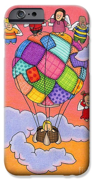 Angels With Hot Air Balloon IPhone 6s Case