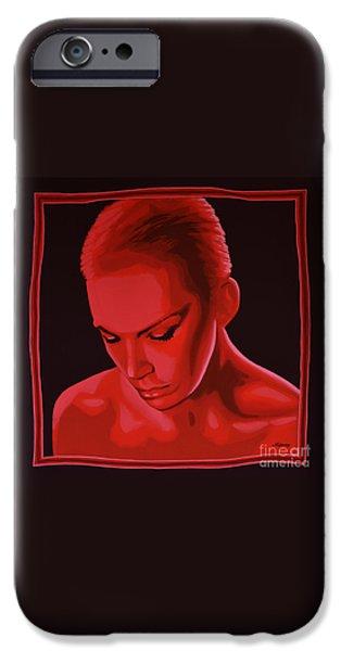 Annie Lennox IPhone 6s Case by Paul Meijering