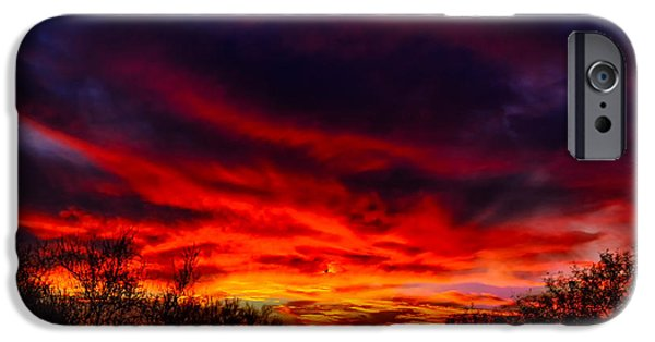 Another Tucson Sunset IPhone 6s Case by Mark Myhaver