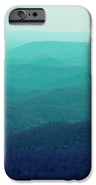 Appalachian Mountains IPhone 6s Case by Kim Fearheiley