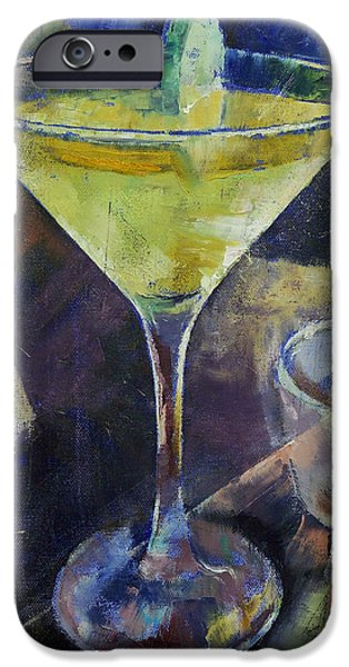 Appletini IPhone 6s Case by Michael Creese