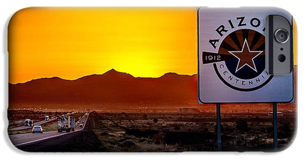 Truck iPhone 6s Case - Arizona Centennial by Az Jackson