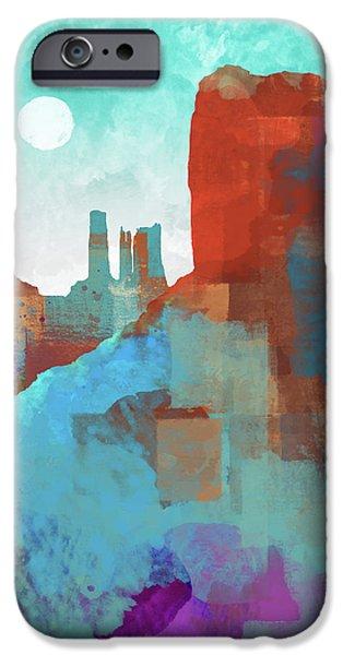Arizona Monument IPhone 6s Case by Dan Meneely