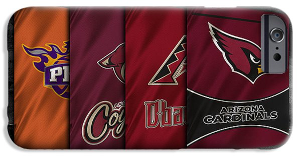 Diamondback iPhone 6s Case - Arizona Sports Teams by Joe Hamilton
