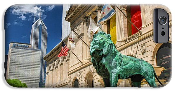 Art Institute In Chicago IPhone 6s Case by Christopher Arndt
