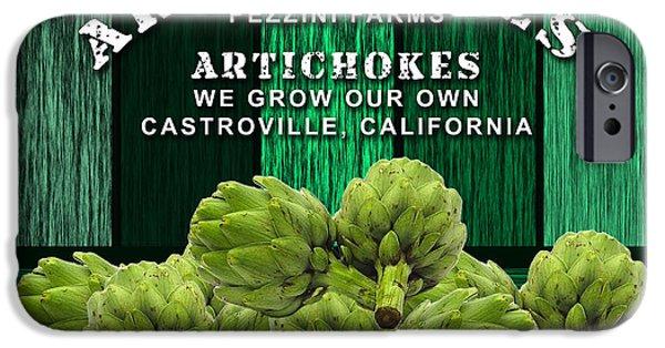 Artichokes Farm IPhone 6s Case