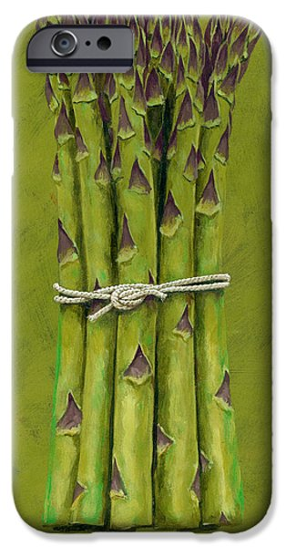 Asparagus IPhone 6s Case by Brian James