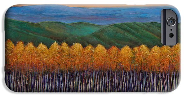 Contemporary Realism iPhone 6s Case - Aspen Perspective by Johnathan Harris