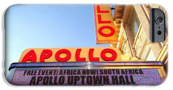 Apollo Theater iPhone 6s Case - At The Apollo by Ed Weidman