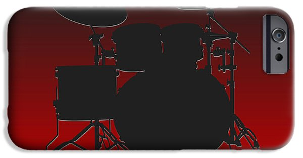 Atlanta Falcons Drum Set IPhone 6s Case