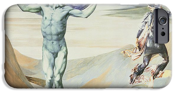 Atlas Turned To Stone, C.1876 IPhone 6s Case by Sir Edward Coley Burne-Jones