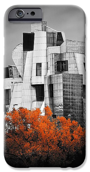 autumn at the Weisman IPhone 6s Case